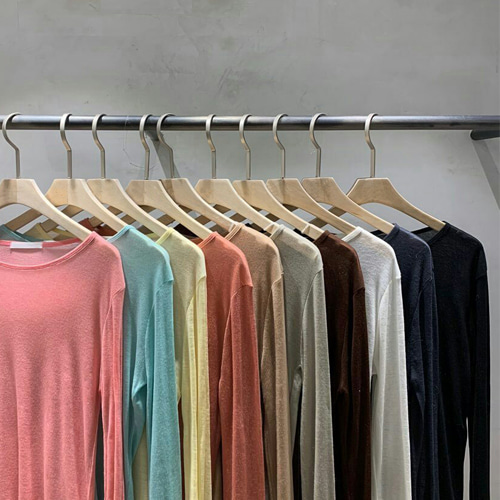 Ten color T-shirt
