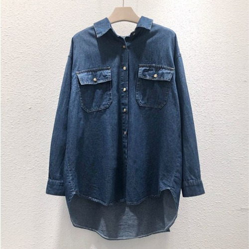 denim shirt _ oto